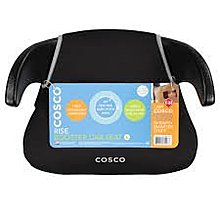 Cosco Rise Booster Car Seat 嬰兒汽車座椅 (Fit Kids 40-100 Pounds) 884392614287