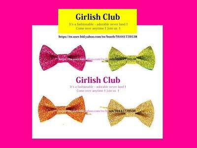 【Girlish Club】crazy 8女童蝴蝶結髮夾(c243)韓國皇冠amber merry jane二六一元起標