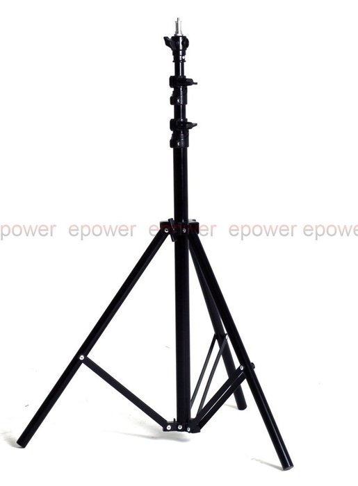《台北-動力屋 》全金屬關節 2.1米 (210CM) 三節氣壓式攝影燈架