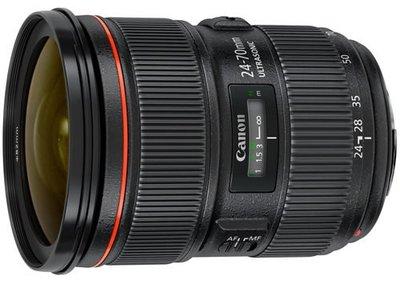 【eWhat億華】Canon EF 24-70mm F2.8 L II USM 最新二代 24-70F2.8II 平輸【1】 台北市