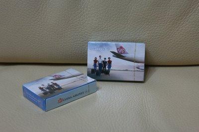 華航 中華航空 CHINA AIRLINES 最新款 機組人員款 撲克牌 普克牌 遊戲 收集 收藏