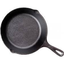 美國進口 美國製 LODGE 8吋 平底鍋 鑄鐵鍋 / 荷蘭鍋 / 煎鍋炒鍋 (免開鍋) #L5SK3【LO0037】