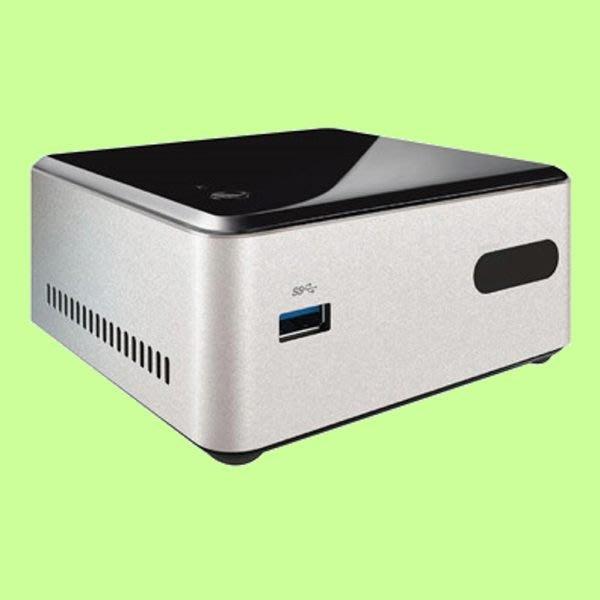 5Cgo【權宇】Intel NUC DN2820FYKH0 準系統迷你PC C-N2820 mSATA 含稅 會員扣5%