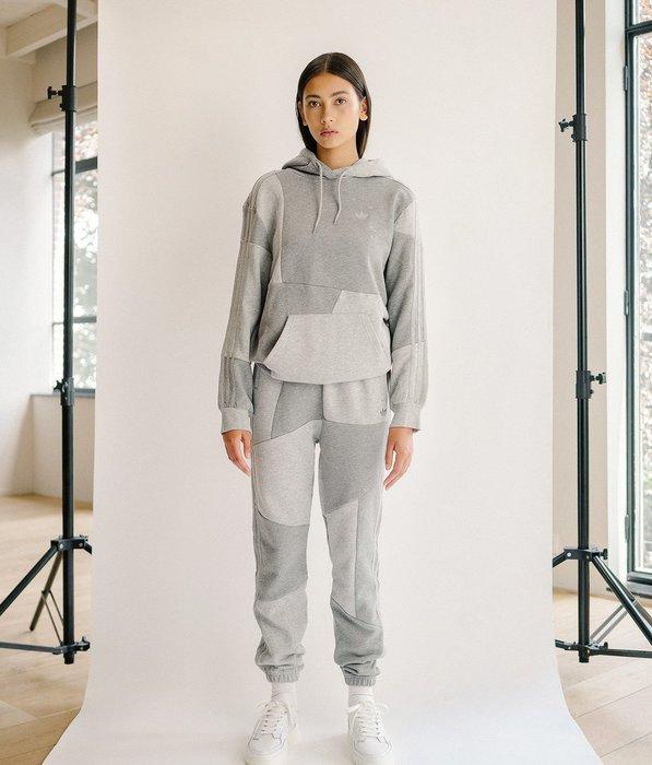 [第二彈聯名] adidas Originals X Danielle Cathari 秒殺聯名 灰色系 運動套裝