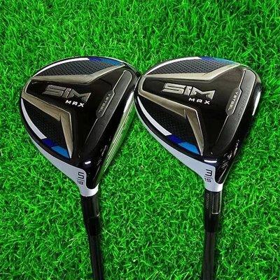 萌時尚新款球桿-高爾夫球桿男士套桿SIM MAX全套鋼桿碳素桿Golf clubs送球包桿套