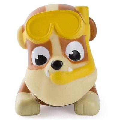 預購 美國帶回 汪汪隊立大功 Paw Patrol Rubble 大頭小礫 男童 洗澡玩具 噴水玩具 粉絲最愛