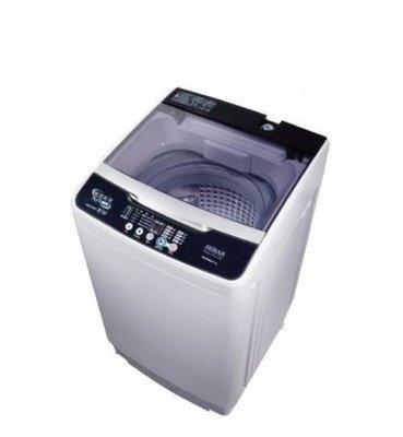 台南家電館~HERAN 禾聯全自動洗衣機6.5公斤【HWM-0652】白金級不鏽鋼內槽~單身/學生套房出租~