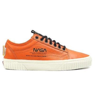 Vans Old Skool NASA Space Voyager Firecracker 橘 白 男女皆有