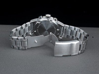20mm,22mm超值亞米家sea master海馬風格平頭實心不鏽鋼製錶帶speed master