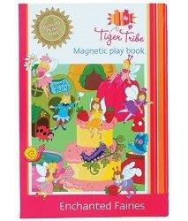 【盒損出清 可超取】澳洲Tiger Tribe  魔法精靈磁貼遊戲書~免運