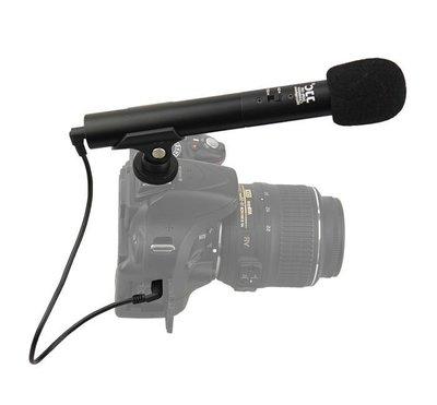 公司貨 JJC SGM-185 麥克風 收音麥克風器 熱靴 迷你立體聲 單一性 收音清晰 相機  攝影機
