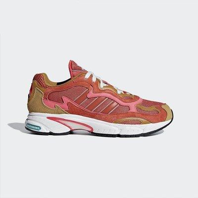 【Cool Shop】ADIDAS TEMPER RUN G27922 粉橘色 男女 慢跑鞋 老爹鞋 愛迪達 復古