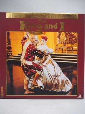 The King and I 國王與我-經典名片珍藏版 電影LD雙碟(絕版)_Laser Disc〖雷射影碟〗CEZ