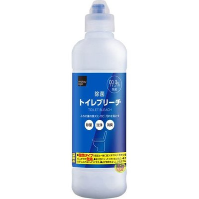 【JPGO】日本製 matsu kiyo 除菌.洗淨.消臭 馬桶清潔劑 500g #276