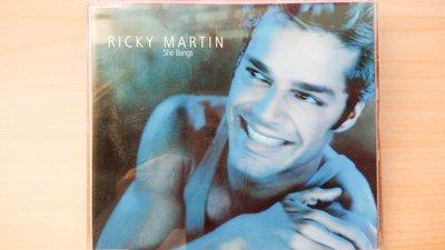 ## 馨香小屋--Ricky Martin瑞奇馬汀單曲--She Bangs (拉丁美洲音樂風潮的標誌性人物之一)