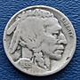 美國   印地安    5分   1935    鎳幣  水牛  野牛     280-344