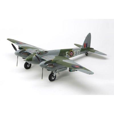 日本正版 田宮 1/32 No.26 英國 空軍 蚊式轟炸機 FB Mk.VI 組裝模型 60326 日本代購