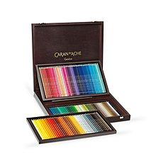板橋酷酷姐美術 瑞士🇨🇭卡達 Caran d'ache 120色 pablo 油性色鉛筆 木盒  下標前請先詢問喔  買幾
