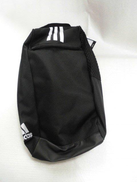 【n0900台灣健立最便宜】2019 ADIDAS 運動手提/手拿包 鞋袋(37x10x18cm) DQ1069