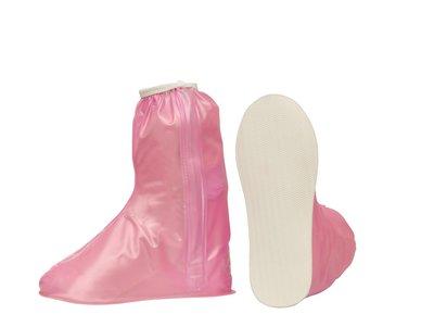 [中壢安信] FairRain 飛銳 雨の天使 防雨鞋套 鞋套 甜美粉