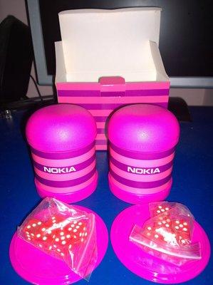 Nokia 骰盅 Nokia骰盅 Nokia 粉絲必備