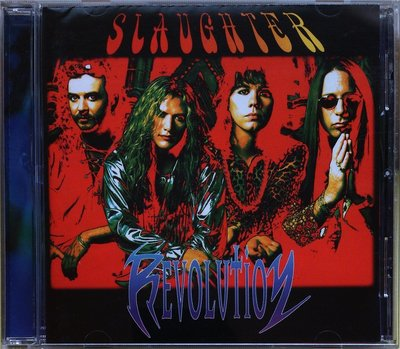 Slaughter - Revolution 二手歐版