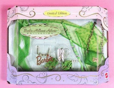 Millicent roberts Lime Time 精美絲巾包包 珍藏版 芭比娃娃配件
