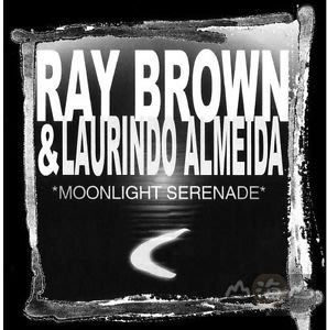 【美版】月光小夜曲 Moonlight Serenade / 雷布朗 Ray Brown---KINW2604