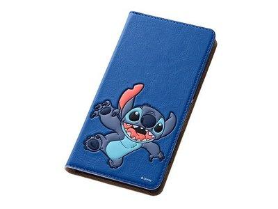尼德斯Nydus~* 日本 Disney 迪士尼 星際寶貝 史迪奇 翻頁式 手機殼 Sony Z3 座充對應ok