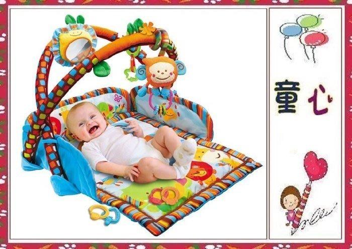 英國《Bkids》多用途遊戲毯/健力架◎童心玩具1館◎