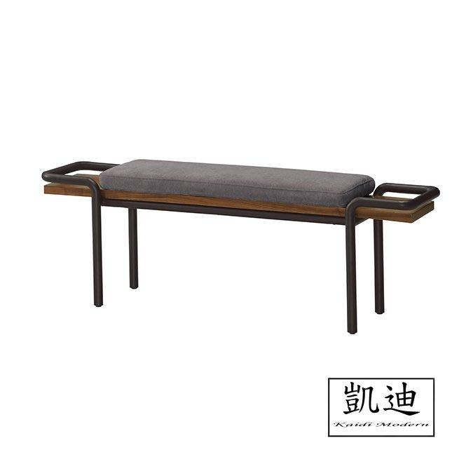 【凱迪家具】M4-1038-1喬依思長板凳(布)/桃園以北市區滿五千元免運費/可刷卡