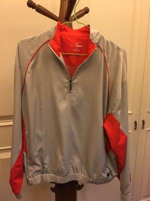 美國高爾夫知名品牌GRAND SLAM 防風上衣