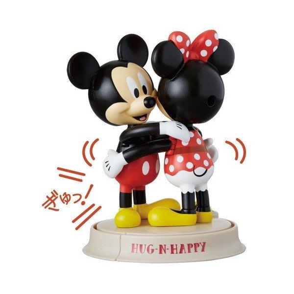 41+現貨免運費 Y拍最低價 日本限量授權 擁抱 快樂 米奇 米妮 萬代 BANDAI 迪士尼 人偶 公仔  團購有優惠