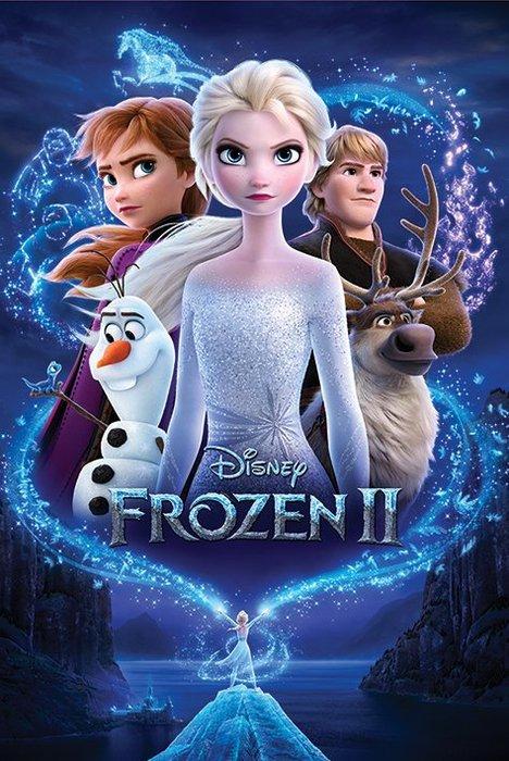 英國進口海報 PP34586 ( 冰雪奇緣2 Frozen 2 )