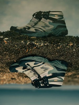 NEW BALANCE TOKYO DESIGN STUDIO X SNOW PEAK MSNB1SA2 男女鞋