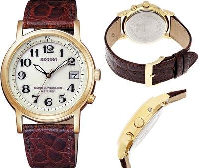 日本正版 CITIZEN 星辰 REGUNO KL3-021-30 手錶 男錶 太陽能充電 日本代購
