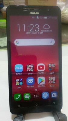 ASUS zenfone 6 TOOG 雙卡雙待2/16g6吋螢幕