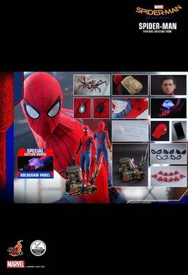 28/7 Hot Toys Spiderman Homecoming 1/4 蜘蛛俠 Normal Version QS014B 會場版 訂單 hottoys