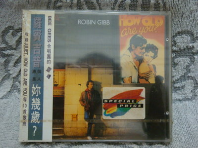 10  ROBIN GIBB  HOW OLD ARE YOU  POLYGRAM