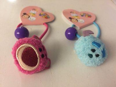 ♡歐日美加 LuLu代購♡ 日本 迪士尼 毛怪  髮帶 單個 現貨