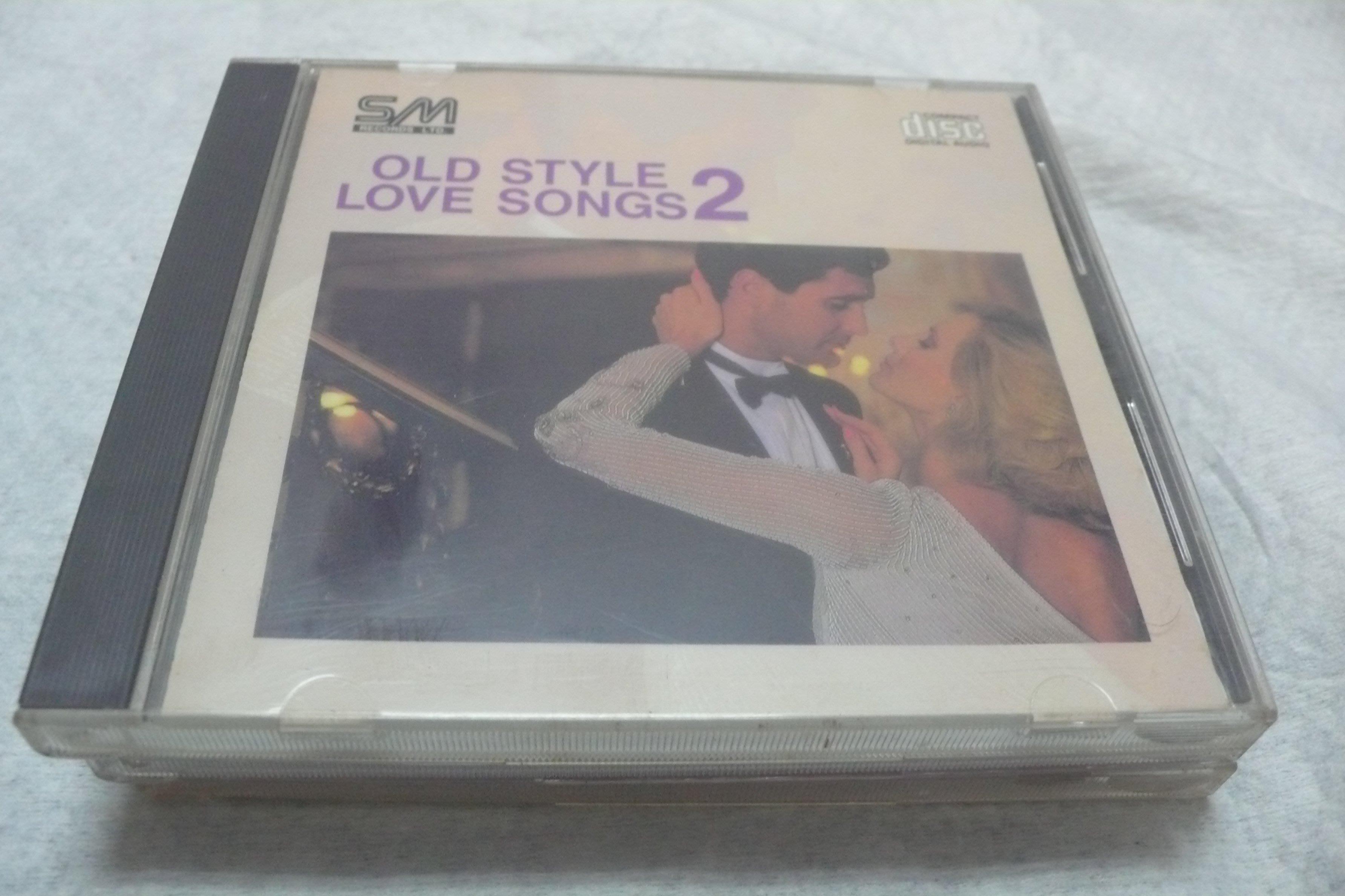 藍色小館B6---------OLD STYLE LOVE SONGS 2