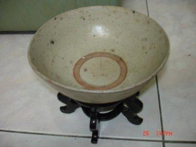 80-90年前的老碗,標準老品,自然窯變少見!!值得您珍藏(二)