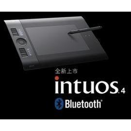‧【全新含稅】WACOM PTK-540WL/KO Intuos 4 5x8 Wireless 藍芽無線數位板 繪圖板