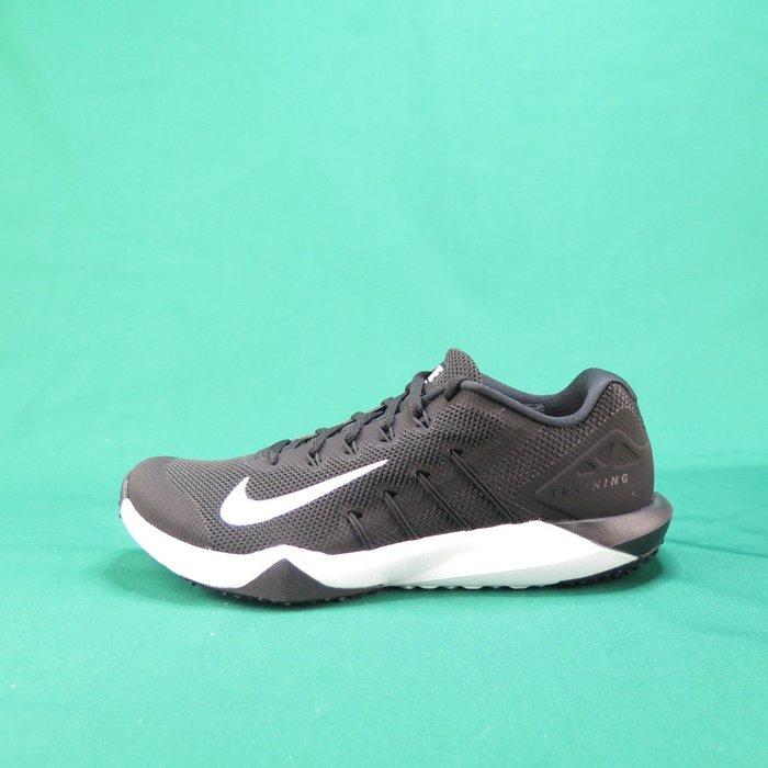 【iSport愛運動】NIKE RETALIATION TR 2 多功能訓練鞋 重訓鞋 AA7063001 男款 黑白