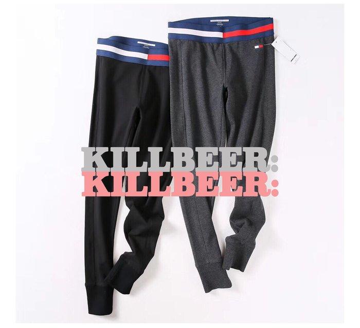 KillBeer:OUTLET代購✈✈TOMMY HILFIGER彈力棉質休閒瑜珈運動褲061809