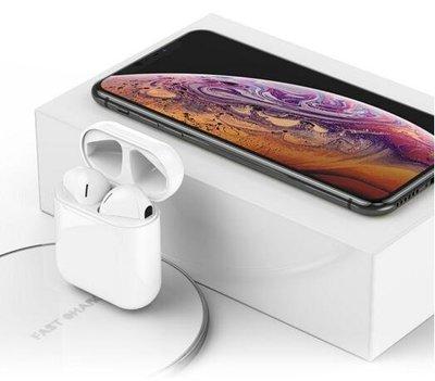 【現貨】原廠品質 AirPods 2 耳機 耳機 開蓋彈窗智能連接 彈窗配對 反磁 兼容QI充電