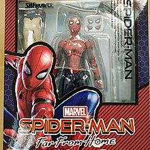 日版 BANDAI SHF spiderman (Spider-Man: Far From Home)-  全新 未開 #0441
