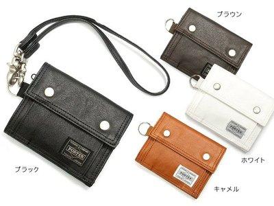 『小胖吉田包』預購 日標 PORTER FREE STYLE 短夾(橫式) ◎707-07175◎免運費!
