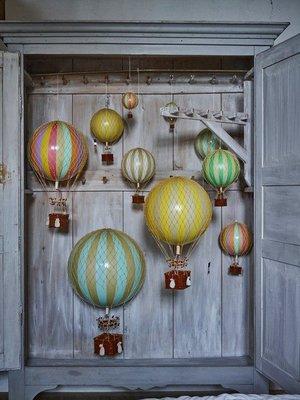 荷蘭名牌~熱氣球模型 多款