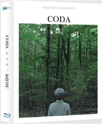 毛毛小舖--藍光BD 坂本龍一:CODA/async紐約現場 韓國限量版